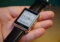 低调奢华的土曼T-Fire Metal智能腕表