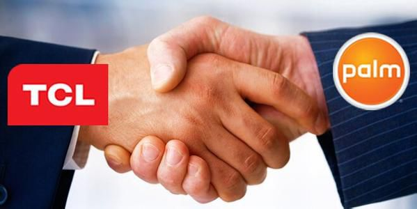 TCL收购Palm品牌
