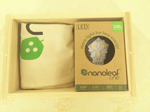 Nanoleaf Bloom智能灯泡标配