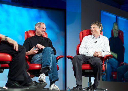 苹果和微软
