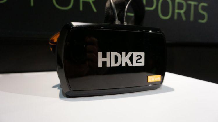 雷蛇OSVR HDK2