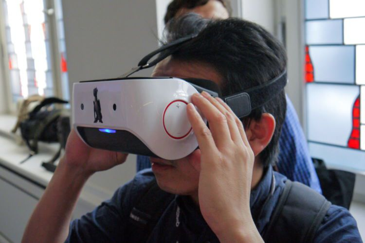 高通发布首款VR设备,搭载骁龙820处理器