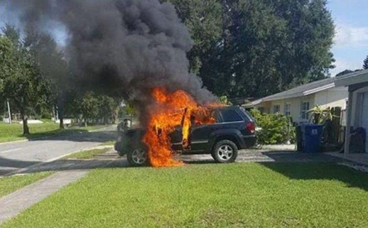 三星Note7爆炸引发的火灾