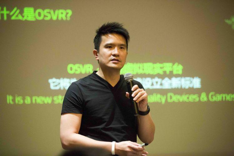 雷蛇OSVR亮相ChinaJoy2016