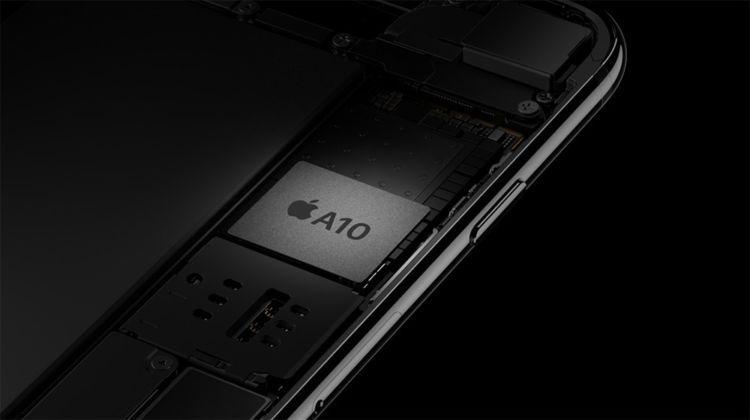 iPhone7 A10 Fusion处理器图片